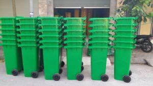 Đa dạng thùng rác công cộng