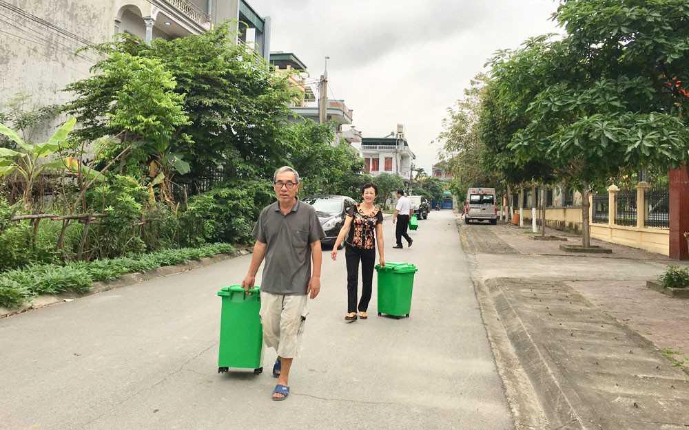 Thùng Rác Nhựa – Giải Pháp Cho Khu Dân Cư Đà Nẵng Xanh Sạch Đẹp