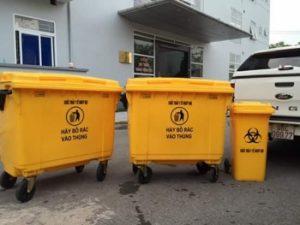 Các loại thùng rác y tế tại Đà Nẵng